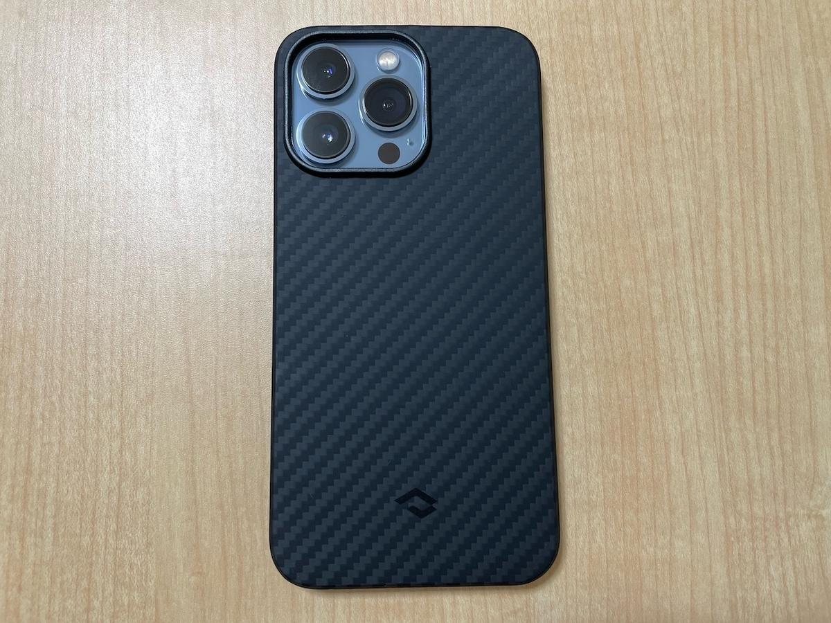 「PITAKA」iPhone 13 ProMagEZ Case 2