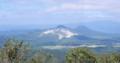 硫黄山遠景