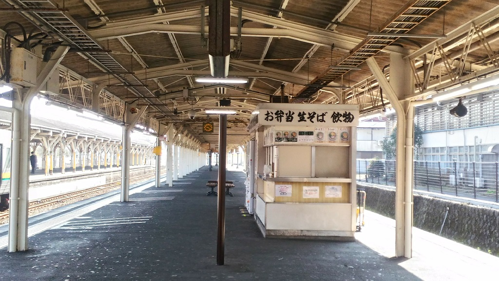 沼津駅_駅そば