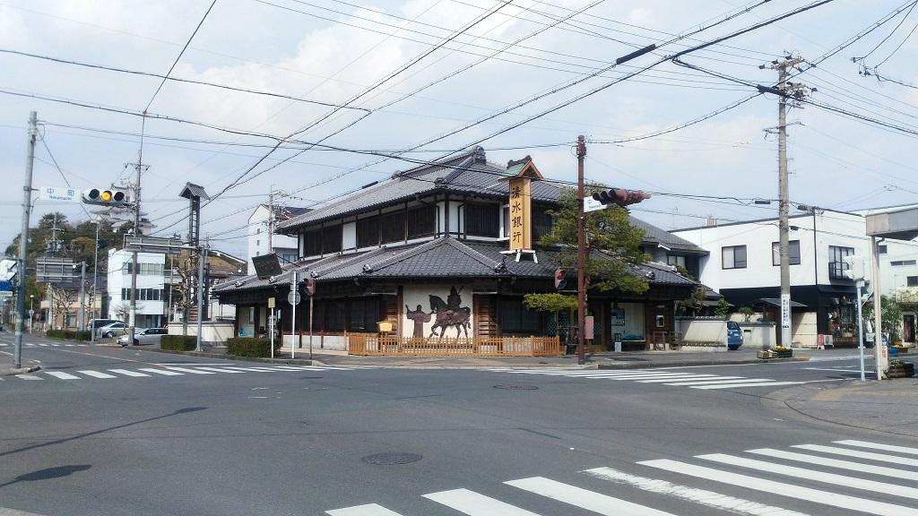 清水銀行掛川支店