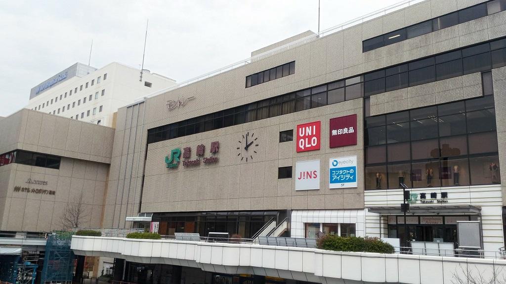 JR高崎駅西口