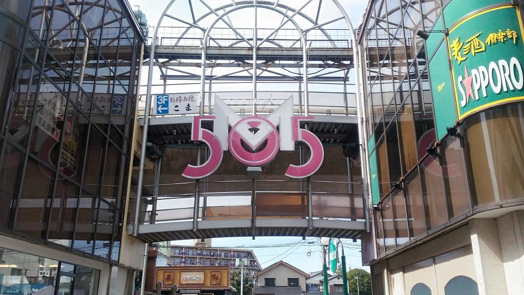 モール505