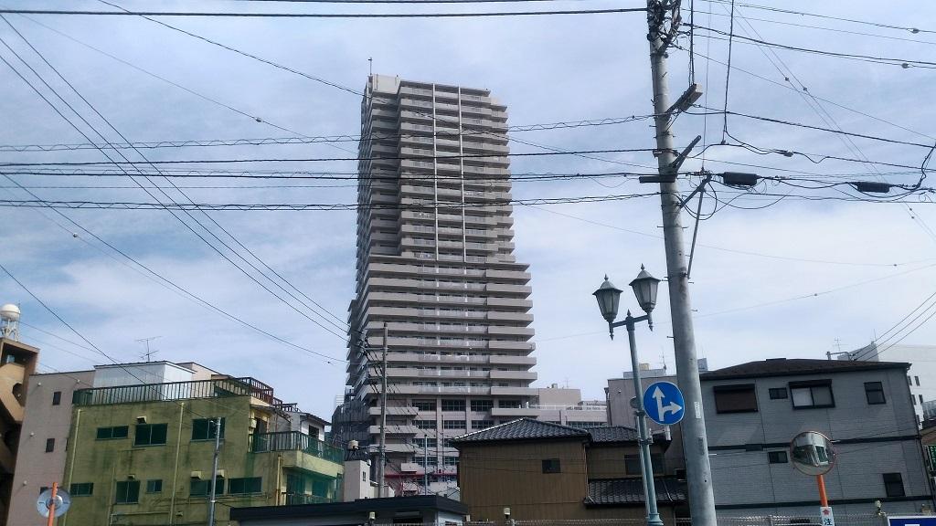 土浦タワマン