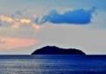 京都新聞写真コンテスト 「黎明の竹生島」