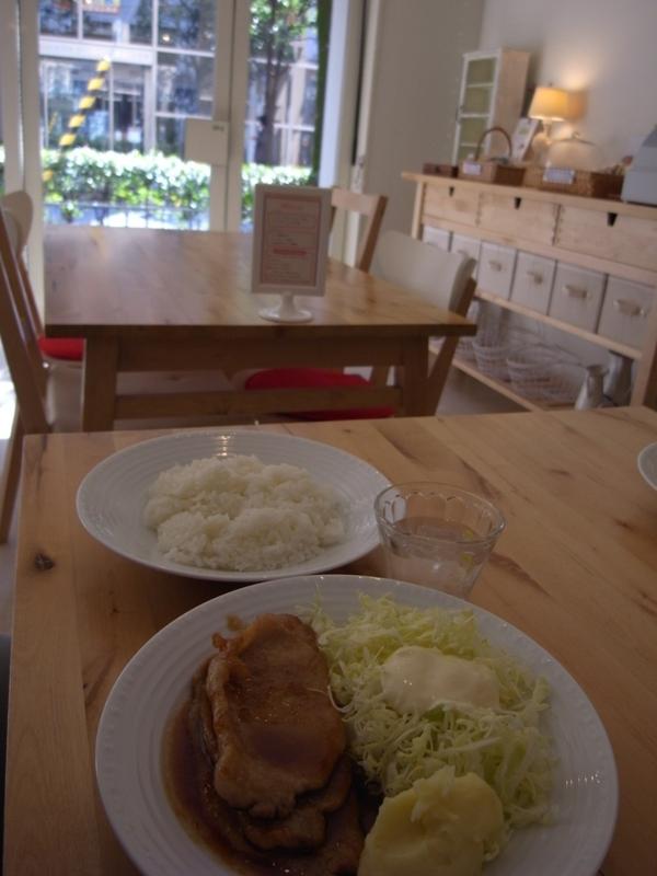 [仙台][ランチ][豚][しょうが焼き][IKEA][カフェ]