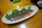 [2013-05-17][晩ご飯][首折れサバ][屋久島]