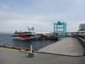 [2013-05-18][鹿児島][鹿児島港][トッピー][高速船]