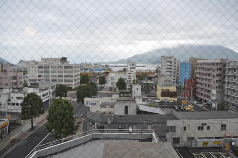 [2013-05-19][鹿児島][ホテル][桜島]