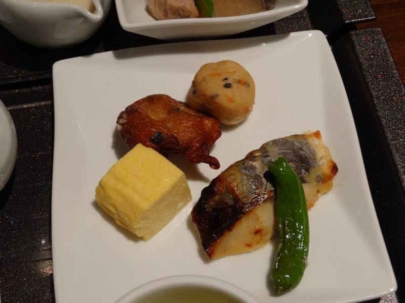 [2013-05-19][鹿児島][朝食][ホテル][麦とろご飯]
