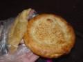 ウズベキスタン館で売ってたパン