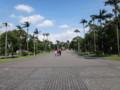 台湾大学入口。日本で言うと東大。