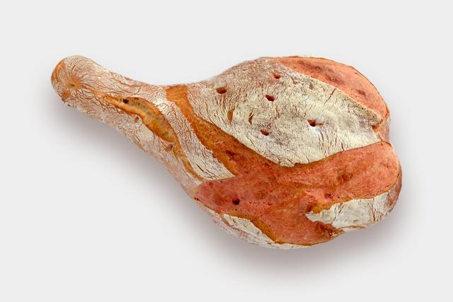パンで熟成肉を作った「グランパーニュ・ヴィアンド」