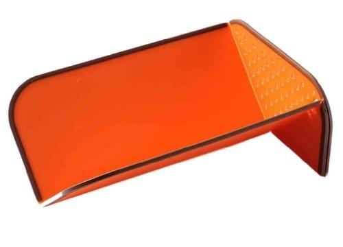 Joseph Joseph 折りたたみまな板 リンス&チョップ オレンジ 093995
