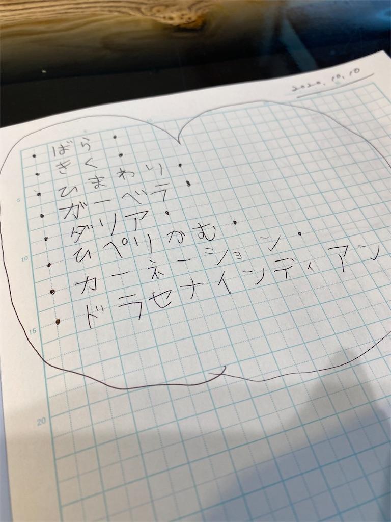 f:id:kodomohanakyousitu100ka:20201010162111j:image