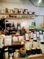 常盤珈琲焙煎所【浦和店】の店内の様子