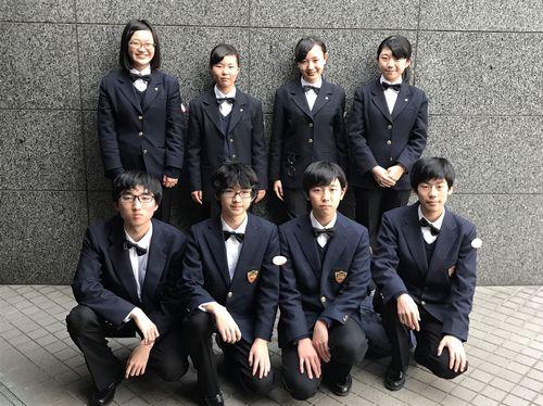 【吹奏楽部】アンサンブルコンテストで金管8重奏が『銀賞』受賞