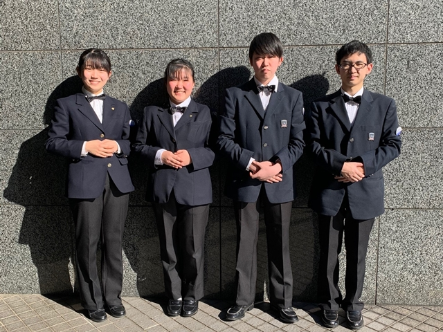 【中高吹奏楽部】アンサンブルコンテストで「銀賞」受賞