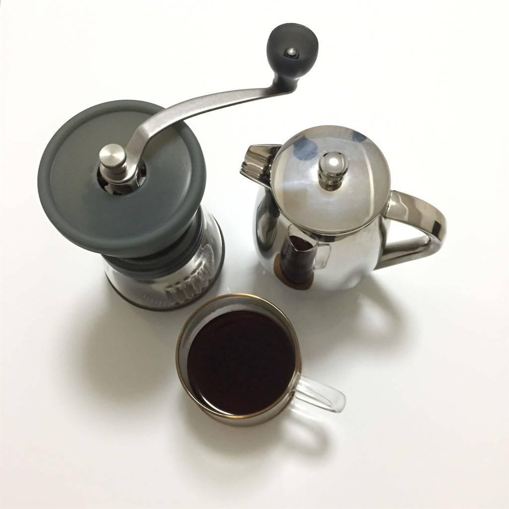 コーヒーは癒し