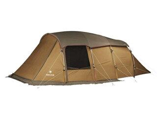 2ルームテントで快適キャンプ。Snow Peak エルフィールド。