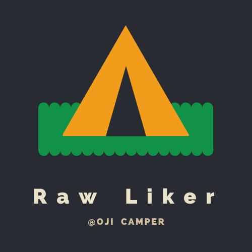 Raw Liker | キャンプ総合情報系ブログ