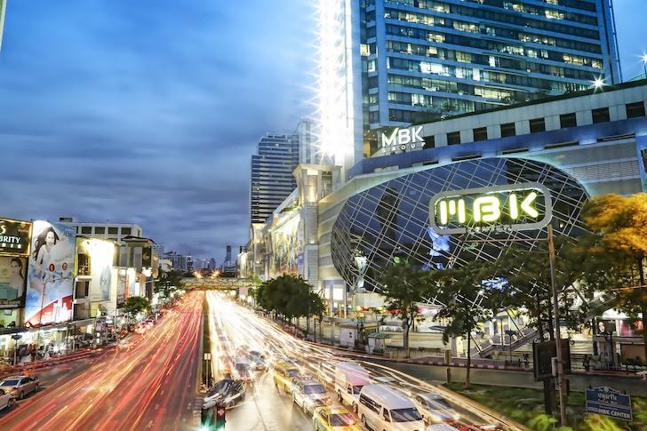 バンコクにあるマーブンクロンセンター