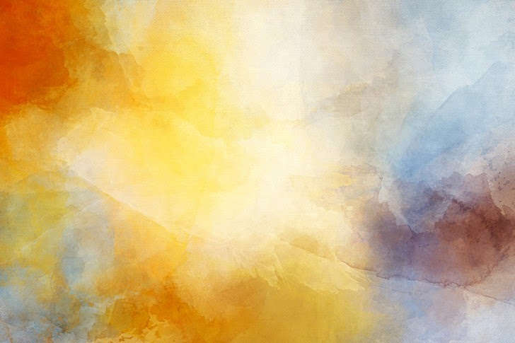多彩な水彩画