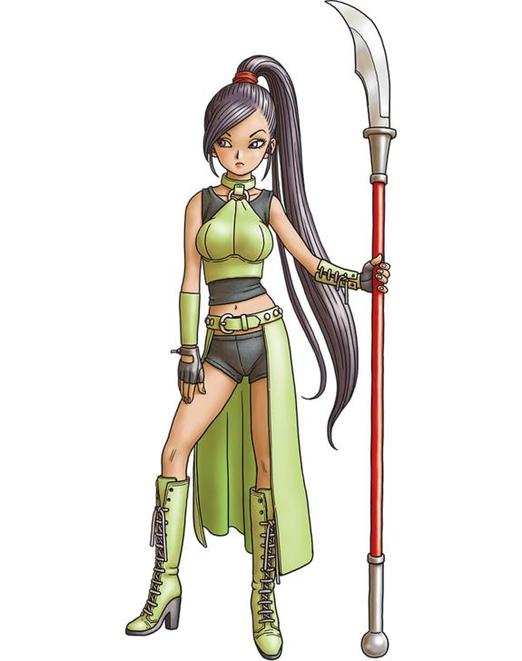 気高き女武闘家マルティナ