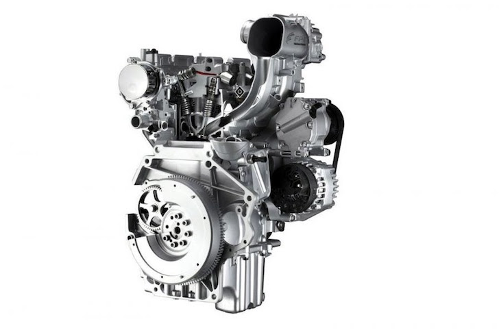 FIATのツインエアエンジン