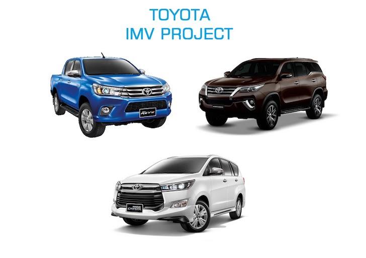 トヨタIMVプロジェクト