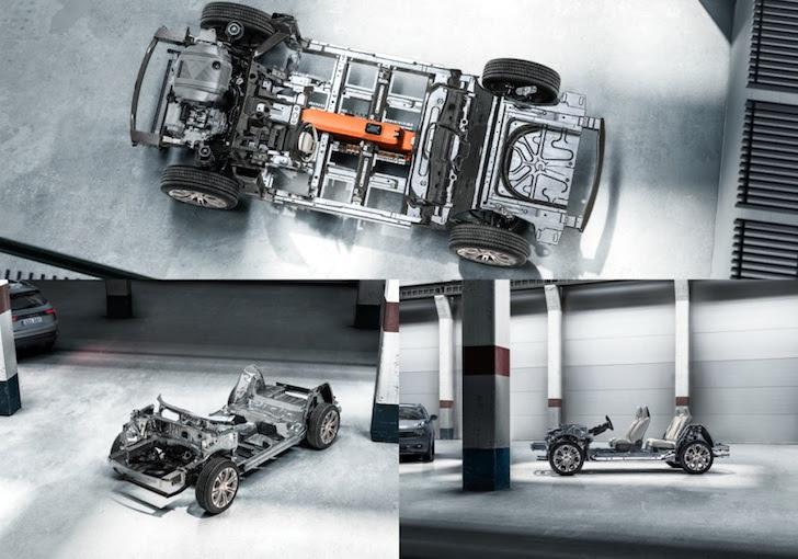 VolvoのCompact Modular Architecture(CMA)
