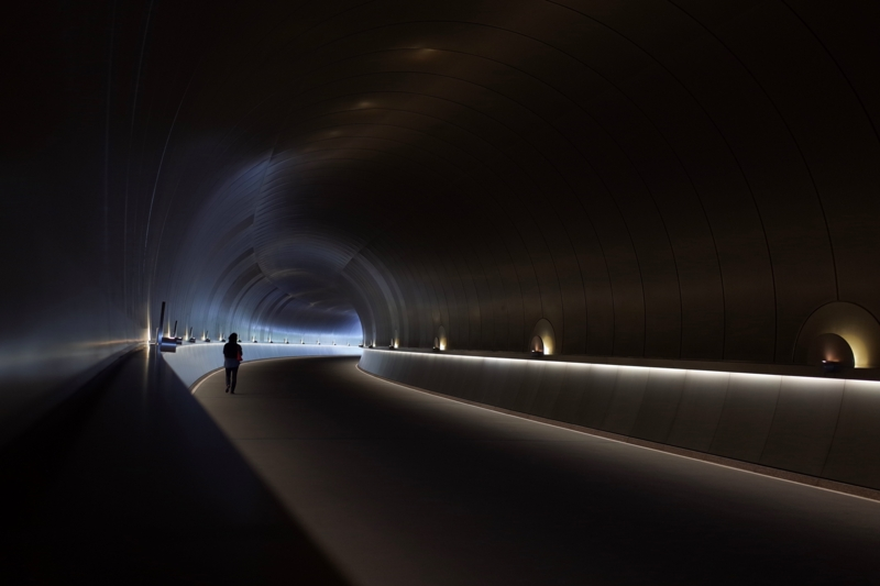 京都新聞写真コンテスト 『未来トンネル』