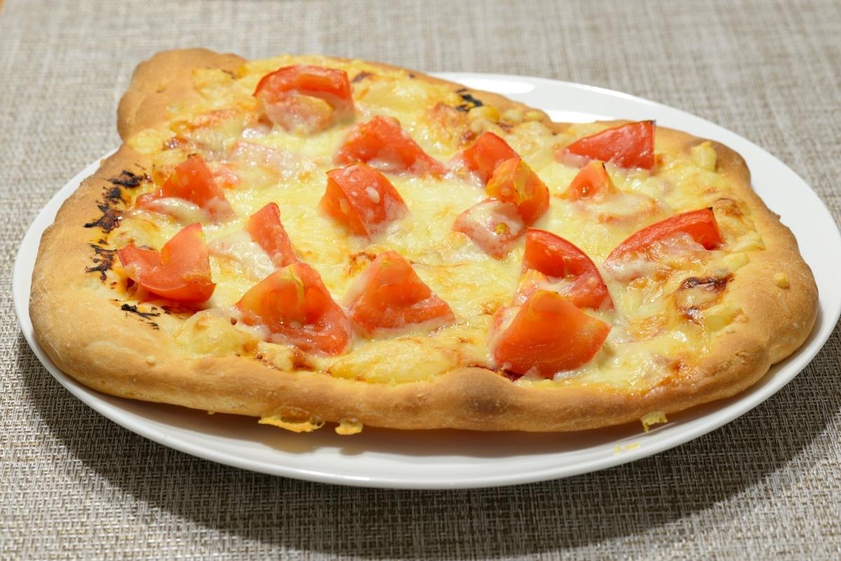 フレッシュトマトピザ(ノーマル生地)