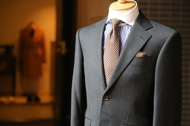 個人事業主がスーツを経費にする