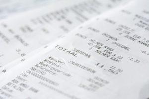 個人事業主が節税で領収書を扱う時に多い悩み
