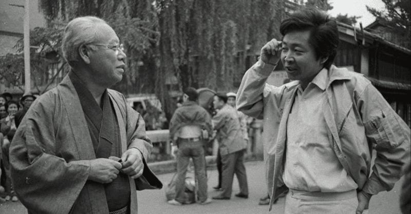 picture of Takashi SHIMURA and Yôji YAMADA