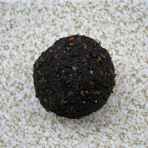 苔玉の用土
