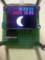 OLED時計展示