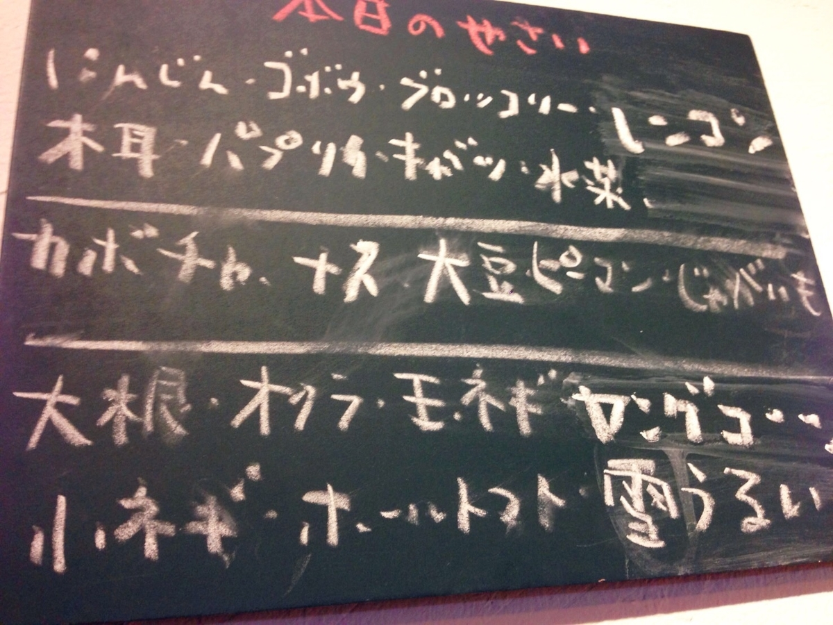 「Rojiura Curry SAMURAI.吉祥寺店」のメニューと値段