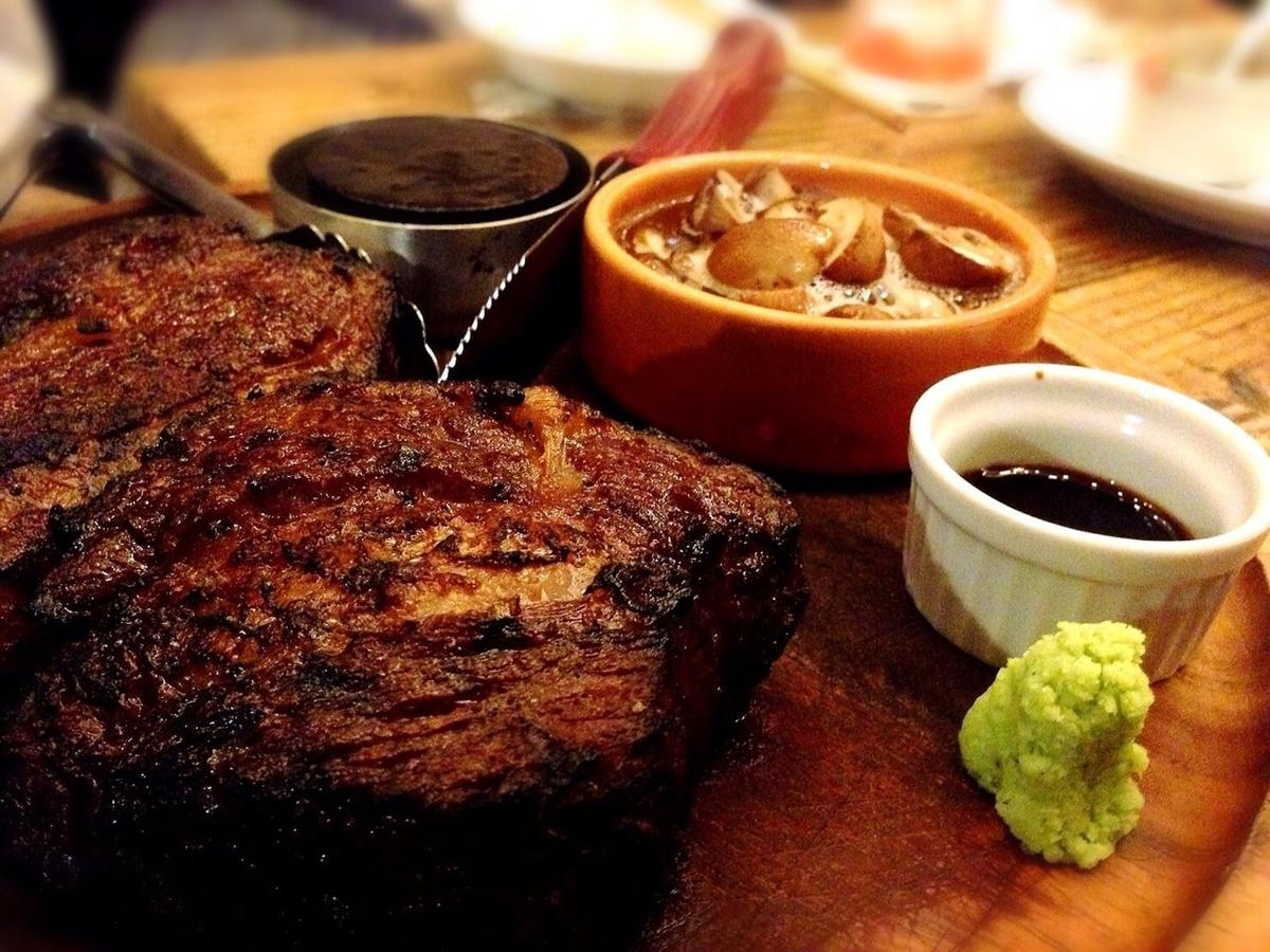 2918のステーキ肉1