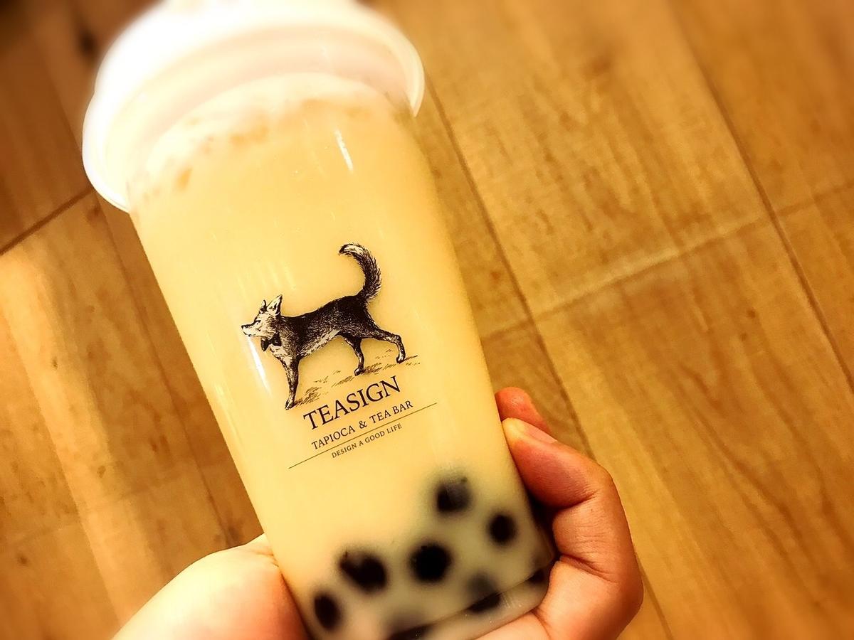 ティーサイン タピオカ&ティーバー 札幌パルコ店