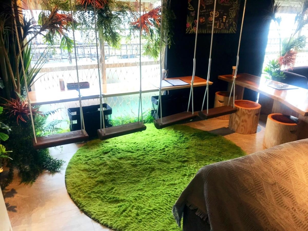ここはジャングル!?のようなカフェが吉祥寺にニューオープン