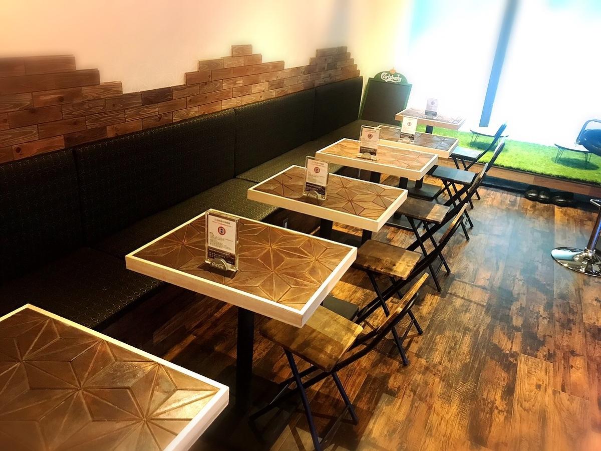 カフェ&バー ディズールのバーメニュー1