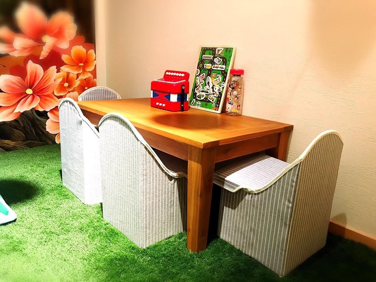 「POKE POKE Cafe(ポケポケカフェ)」はキッズルームがあるのでママさんや子連れの方にもおすすめ2