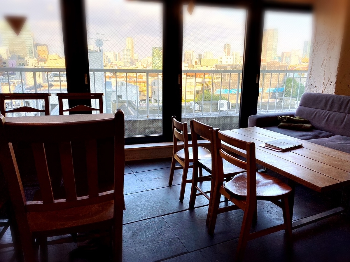 「A to Z Cafe」はデートや女子会など多岐に渡っておすすめできるオシャレカフェ