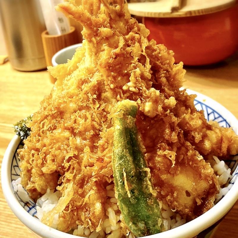 【吉祥寺】神コスパ!行列の絶えない天丼が美味しいお店