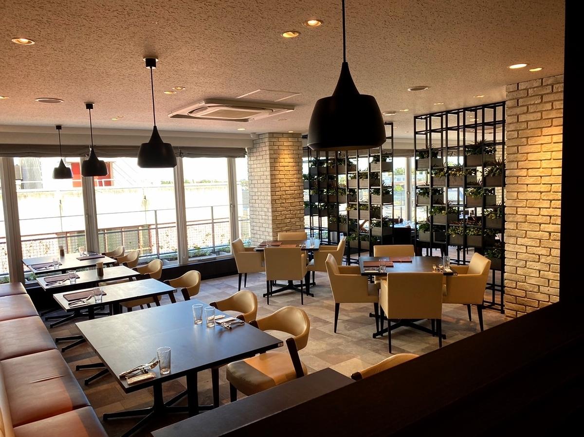 「グランダイナー吉祥寺」は吉祥寺を一望できる素敵レストラン