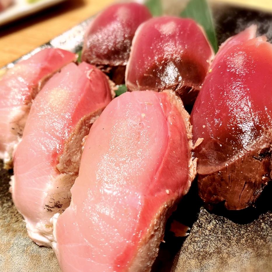 """渋谷で山口のソウルフード""""瓦そば""""がいただける藁焼き居酒屋"""