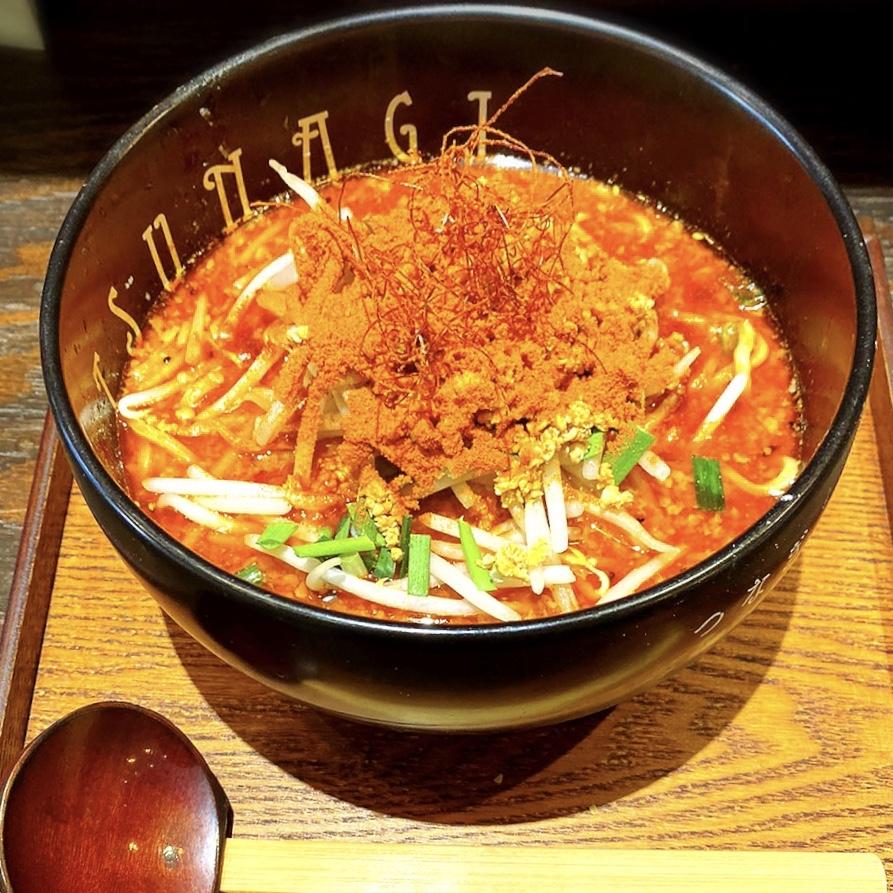 「恵比寿らぁ麺屋 つなぎ 中野店」は濃厚な味噌スープで冬に食べたくなるラーメン屋
