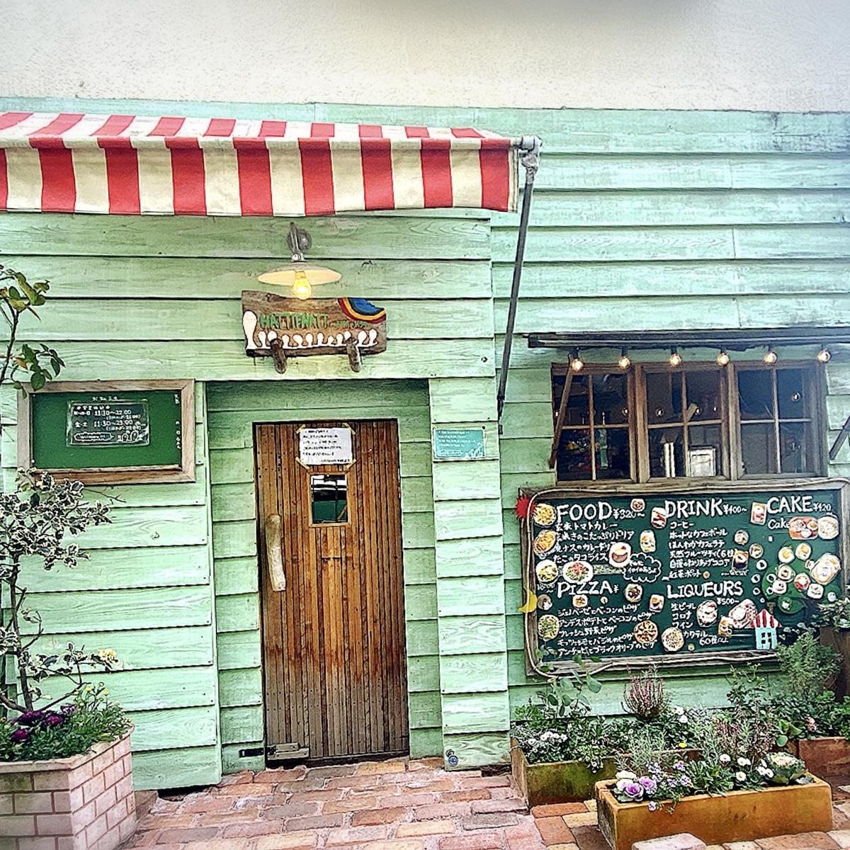 「ハティフナット 吉祥寺のおうち」は可愛いカフェ好きにはもってこいの素敵なカフェでした!