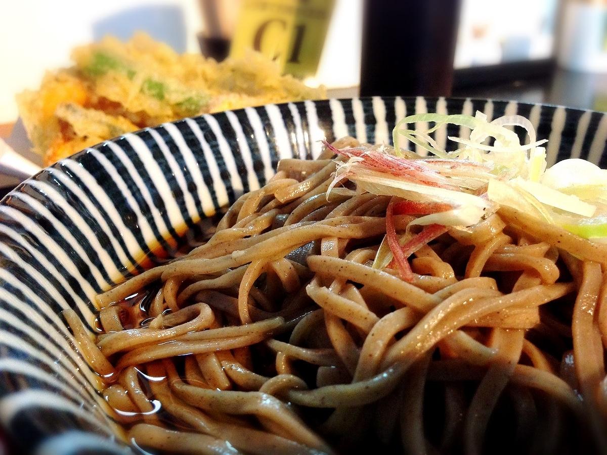 安くて美味しい蕎麦がいただける「吉祥寺 日和り」